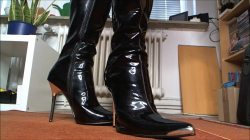 Die Stiefelparade! Teil 4