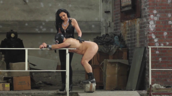 Lady Luciana - Fucked in the Factory