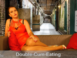 Double Cum Eating Instruction