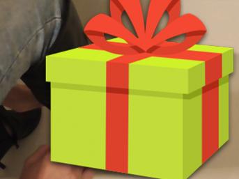 Sklave dein Geschenk