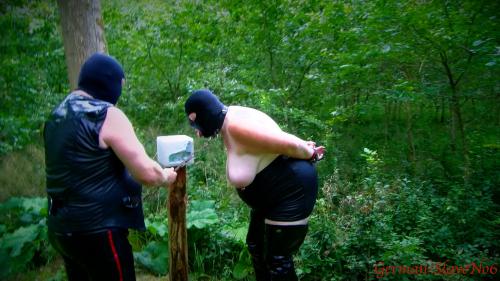 Fototrailer German-SlaveNo6 im Wald am Leckstein