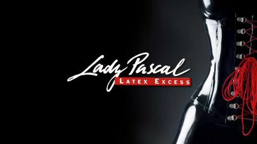 Lady Pascal - ****mädchen in der aufblasbaren Gummi****sjacke