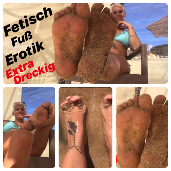 Sandige Dreckige Wichsanleitung Fusserotik Public Beatch