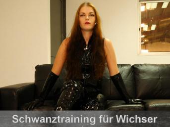 ****training für Dauerwichser