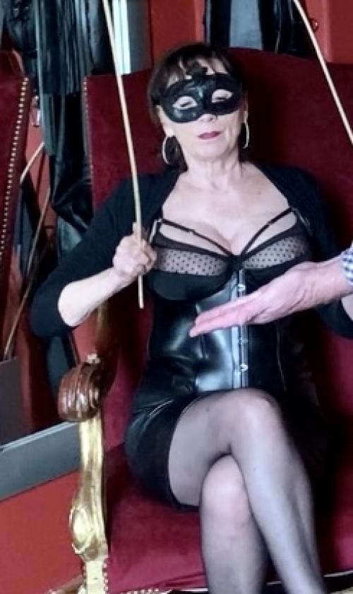Bestrafung mit Ingwer