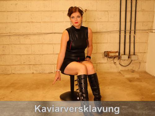Kaviar Versklavung