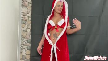 Free Clip Merry Christmas mit Diana Melano