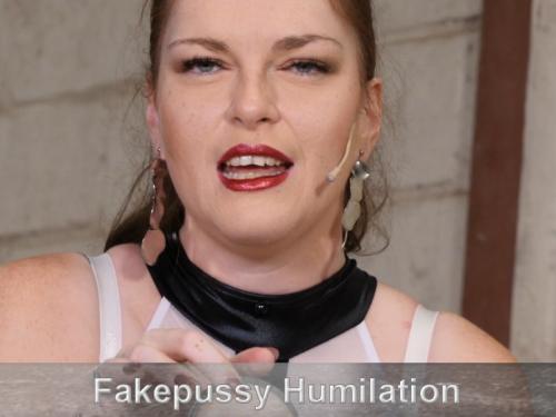 Fake Pussy Humilation